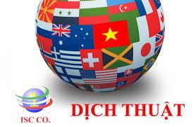 Dịch vu dịch thuật tiếng Thái Lan và tiếng Pháp