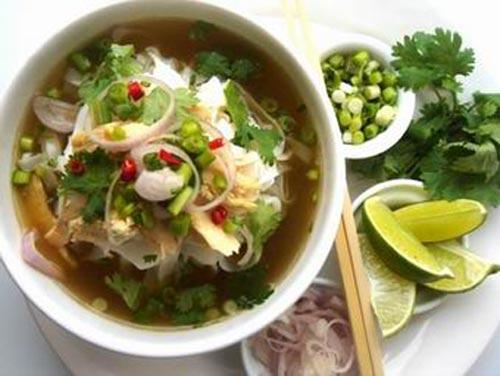 Những món ăn mang đậm nét văn hóa Hà Thành