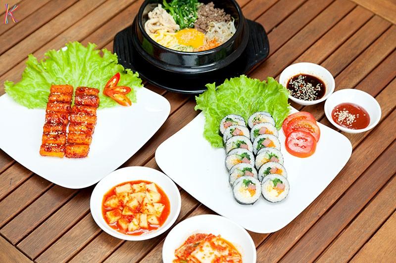 Du học Hàn Quốc ngành ẩm thực