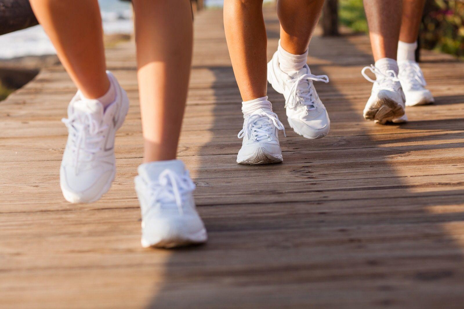 Đi bộ và những lợi ích đối với sức khỏe