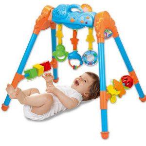 Những loại đồ chơi thiên về âm thanh và màu sắc sinh động phù hợp cho trẻ 1-3 tuổi