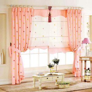 Lựa chọn màu sắc rèm cửa