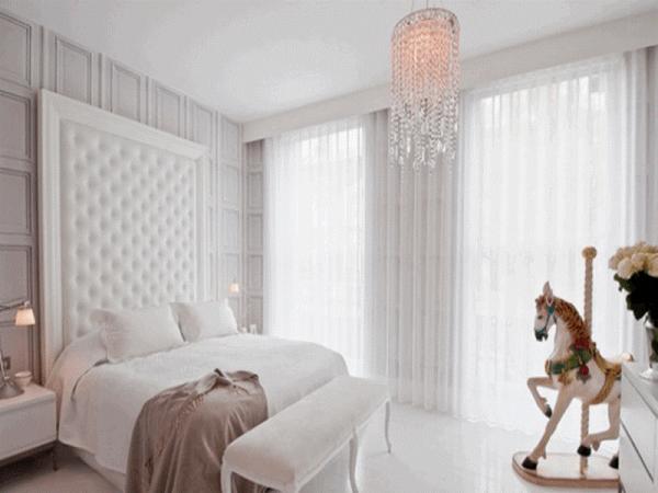 Mách bạn cách lựa chọn màu sơn phòng ngủ theo phong thủy