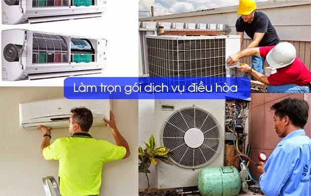 Trung tâm điện lạnh Đức Hưng cung cấp dịch vụ sửa chữa đồ điện lạnh uy tín.