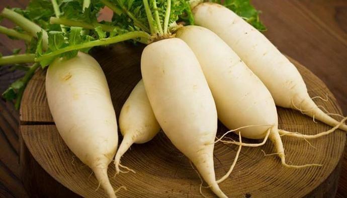 Củ cải có công dụng tốt trong việc làm giảm acid uric máu