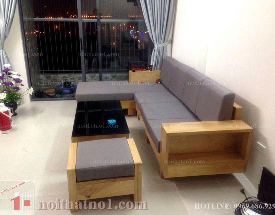 Chọn bàn ghế gỗ chung cư đẹp cao cấp
