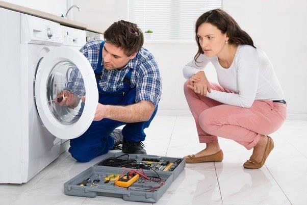 Sửa chữa máy giặt Hitachi tại nhà