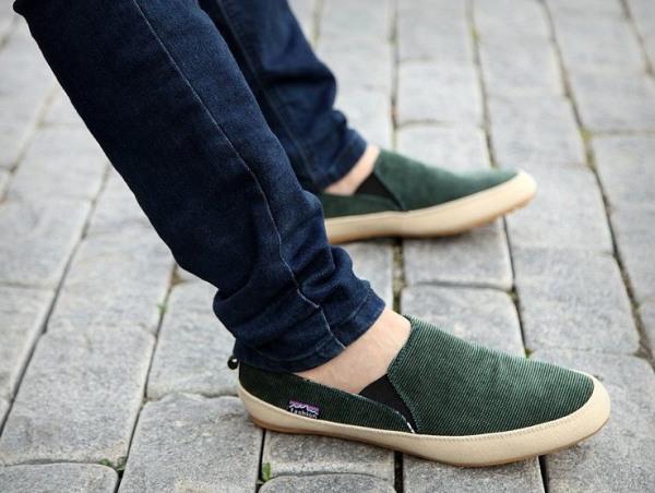 Chọn giày nam phù hợp với vóc dáng