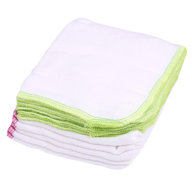 Khăn xô, khăn sữa bằng chất liệu cotton sẽ dày và mềm mại hơn