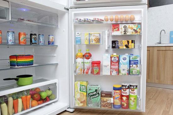 Tủ lạnh Toshiba sử dụng công nghệ hiện đại của Nhật Bản
