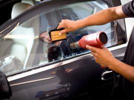 Dán kính xe ô tô là lựa chọn của nhiều khách hàng hiện nay