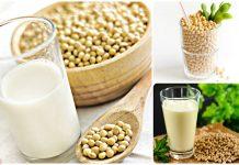 Nên uống sữa đậu nành vào thời gian nào?