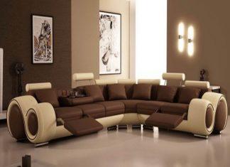 Kê sô pha ở vị trí nào trong phòng khách?Kê sô pha ở vị trí nào trong phòng khách?