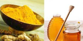 Một số tác dụng của tinh bột nghệ và mật ong