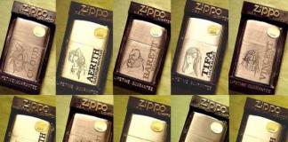 Top mẫu bật lửa zippo cao cấp dành cho game thủ