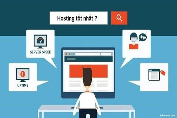 Dịch vụ hosting tốt nhất