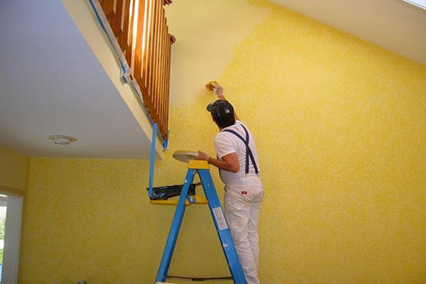 Chống thấm tường bằng sơn dầu có hiệu quả không?