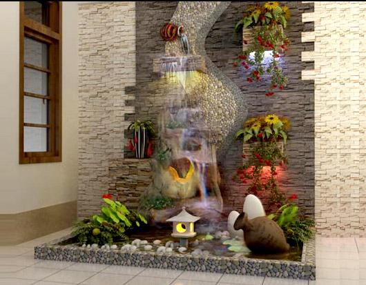 Mô hình tiểu cảnh trong nhà đẹp