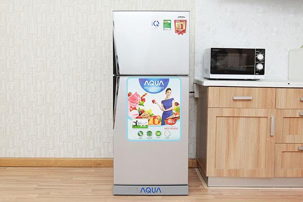 Tủ lạnh Aqua 180l giá bao nhiêu