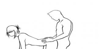 Có nên thử tư thế doggy, cưỡi ngựa cho lần làm tình đầu tiên?
