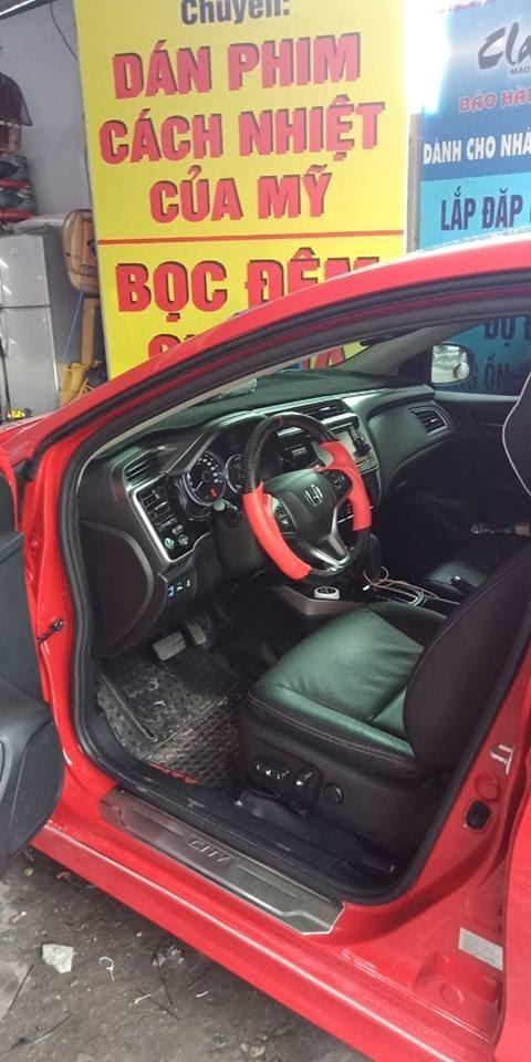 Ghế chỉnh điện Honda City được lắp ráp thành công tại Tiến Dịu Auto