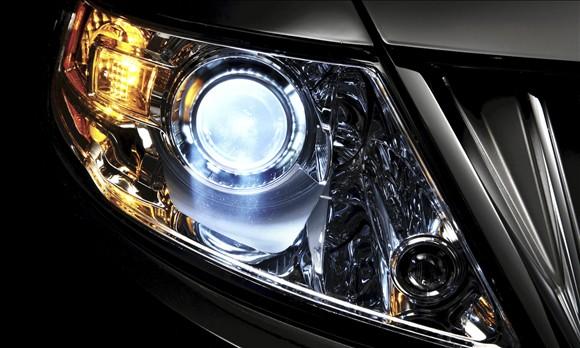 Đèn pha Led nguyên bộ cho Hyundai Tucson