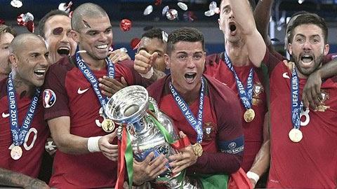 Dự đoán tỷ lệ vô địch Euro 2020 tuyển Bồ Đào Nha