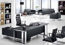 Chọn bàn phù hợp cho phòng giám đốc